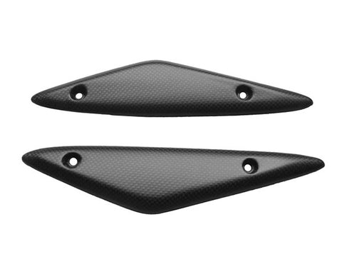 Ducati Carbon Fiber New Hypermotard Front Body Panels Plain / Matte - MDI CarbonFiber
