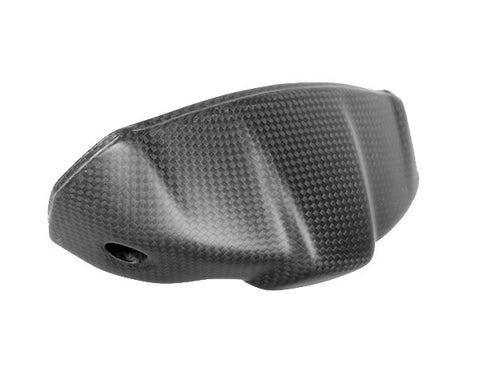 Ducati Carbon Fiber Monster 696 796 1100 Instrument Cover 247.1.323.1A Plain / Matte - MDI CarbonFiber