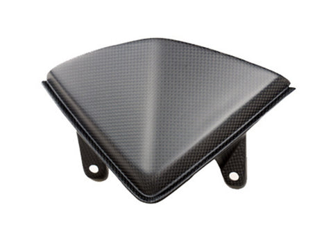 Ducati Carbon Fiber New Hypermotard Cockpit cover Plain / Matte - MDI CarbonFiber