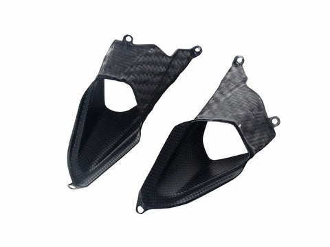 Ducati Carbon Fiber Panigale 899 1199 Rear Tail Vents Plain / Matte - MDI CarbonFiber