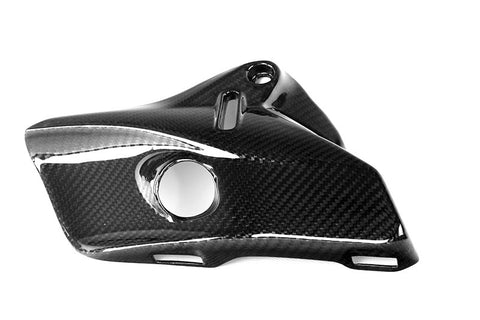 Ducati Carbon Fiber Monster 1200 1200S Water Tank Right Cover 48211861B  - MDI CarbonFiber