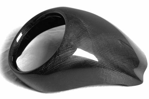 Harley Davidson Carbon Fiber V Rod Front Nose Fairing Fits V Rod model VRSCR  - MDI CarbonFiber - 1