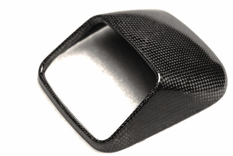 Harley Davidson Carbon Fiber V Rod Taillight Housing Fits V Rod models VRSCR and VRSCSE  - MDI CarbonFiber - 1