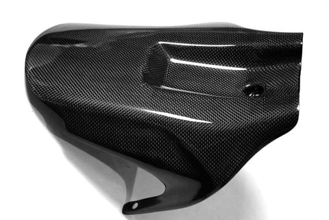 Honda Carbon Fiber CBR 1000RR Fireblade Rear Fender  Mudguard  Hugger for years: 2004 to 2007  - MDI CarbonFiber