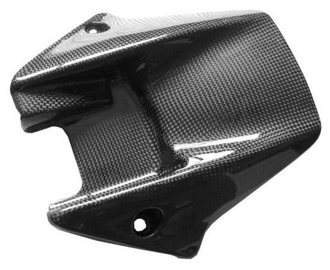 Honda Carbon Fiber CBR 1000RR Fireblade Rear Fender  Hugger  Mudguard for years: 2008 to 2013  - MDI CarbonFiber - 1