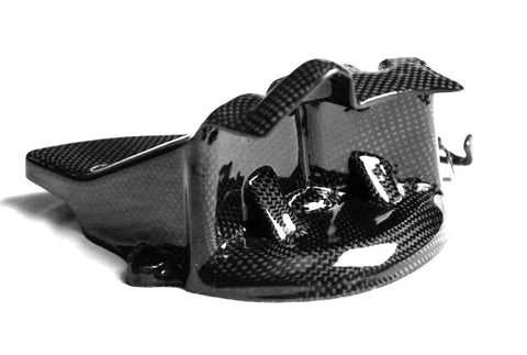Honda Carbon Fiber CBR 1000RR Sprocket Cover Fits 2008 2011  - MDI CarbonFiber - 1