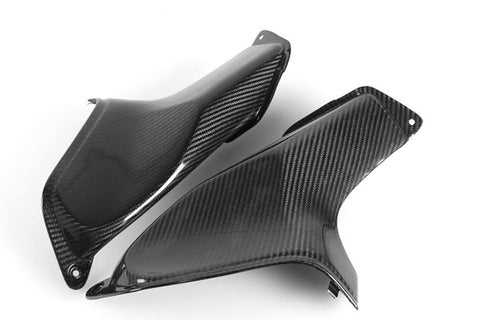 Honda Carbon Fiber CBR 954 Ram Air Covers  - MDI CarbonFiber