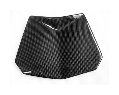 Husqvarna Carbon Fiber Nuda 900 R 2012 2013 Front Fairing Light Cover  - MDI CarbonFiber