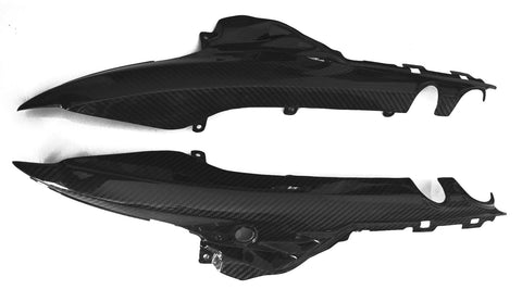 Suzuki GSX-S1000 2015 Rear Side Panels Carbon Fiber  - MDI CarbonFiber - 1