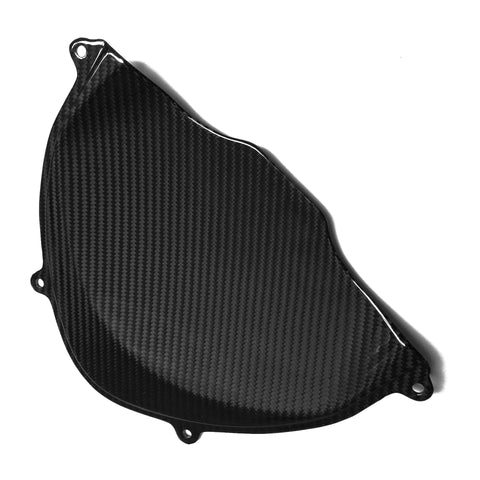 Suzuki TL1000R Under Headlight Panel Carbon Fiber  - OYA Carbon, MDI CarbonFiber - 1