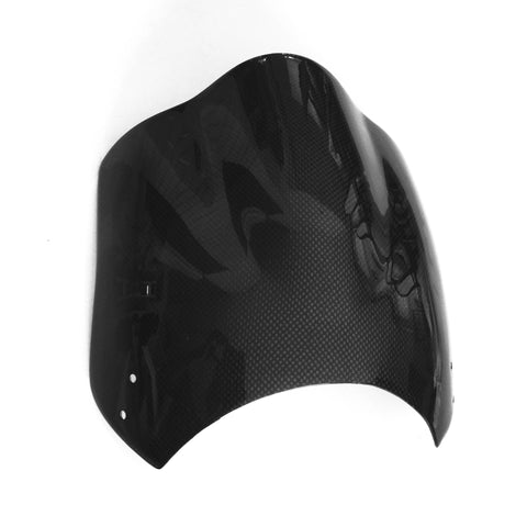 Buell Carbon Fiber M2 Cyclone Windshield  - MDI CarbonFiber - 1
