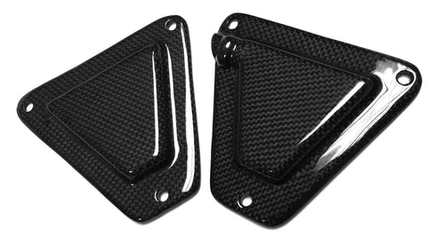 KTM Carbon Fiber 990 Supermoto 2008 2010 Airfilter Housing Covers  - MDI CarbonFiber - 1