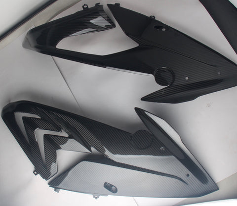Carbon Fiber Large Side Fairing Set Panels for BMW S1000RR 2015-2016-2018-2017