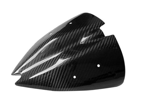 Kawasaki Carbon Fiber Z 1000 2007 2009 Wind Shield  - MDI CarbonFiber