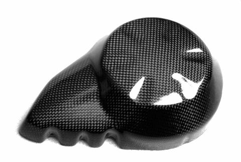 Kawasaki Carbon Fiber Z750 Alternator Cover Fits 2007 2011  - MDI CarbonFiber - 1