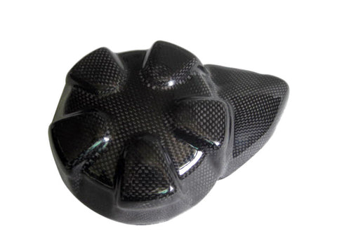 Kawasaki Carbon Fiber Z 1000 2007 09 Alternator Cover Kevlar Inside  - MDI CarbonFiber