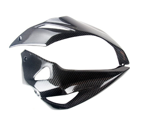 Kawasaki Carbon Fiber Z1000 2014 Belly Pan  - MDI CarbonFiber