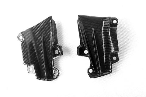 Kawasaki Carbon Fiber Z1000 2014 Side Panels  - MDI CarbonFiber