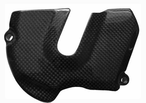 KTM Carbon Fiber RC8 2008 2012 Sprocket Cover  - MDI CarbonFiber - 1