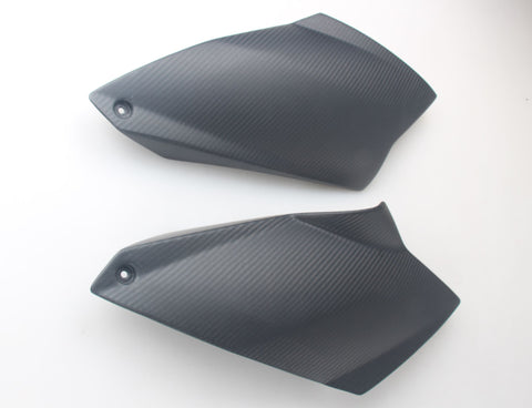 KTM Carbon Fiber Superduke 990 2007 2012 Tank Covers
