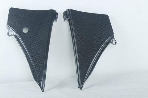 KTM Carbon Fiber Duke 2 2003 2006 Airbox cover