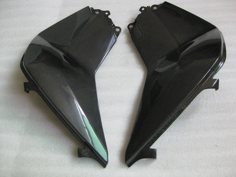 KTM Carbon Fiber Duke 125 2011 2012 Side Tank Covers