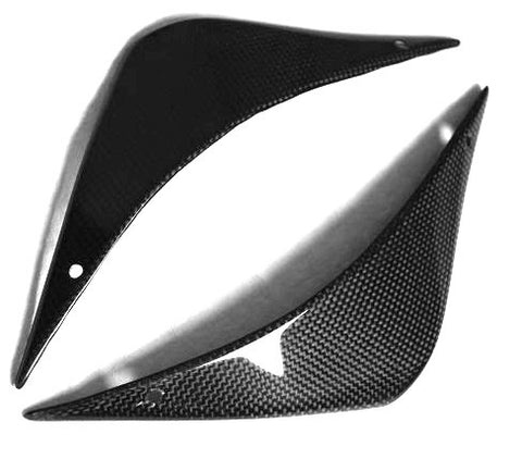 MV Agusta Carbon Fiber Side Airbox Covers F4, F4 100 CC, 750, 750 S, 750 Senna,  - MDI CarbonFiber - 1