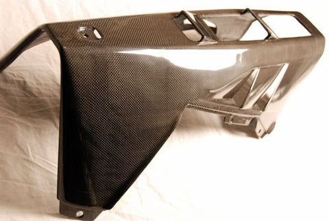 MV Agusta Carbon Fiber F4 Lower Belly Pan Fits 2010 2011  - MDI CarbonFiber - 1