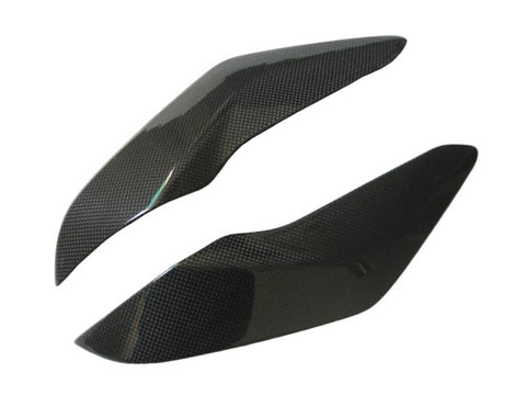 MV Agusta Carbon Fiber F3 Under Tank Covers  - MDI CarbonFiber