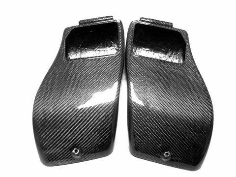 Porsche 911 Turbo Carbon Fiber Intake Ducts  - MDI CarbonFiber