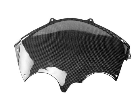 Suzuki Carbon Fiber GSXR600 750 04 05 Under Upper Fairing  - MDI CarbonFiber