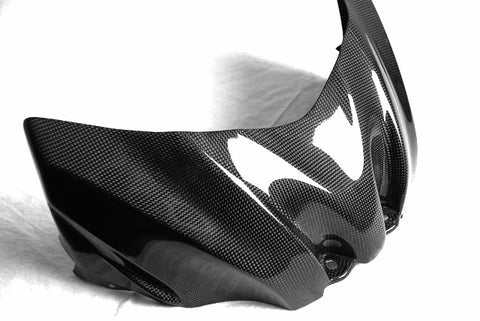 Suzuki Carbon Fiber GSX R600 R750 Tank Covers for Years 2008 2009  - MDI CarbonFiber - 1