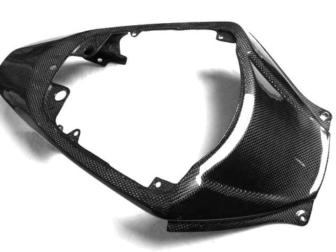 Suzuki Carbon Fiber GSX R1000 Center Seat Section for Years 2007 2008  - MDI CarbonFiber