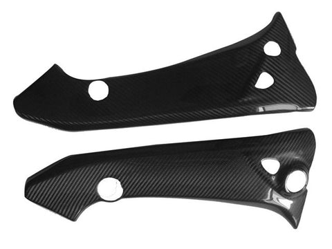 Suzuki Carbon Fiber B King 2007 11 Frame Covers  - MDI CarbonFiber