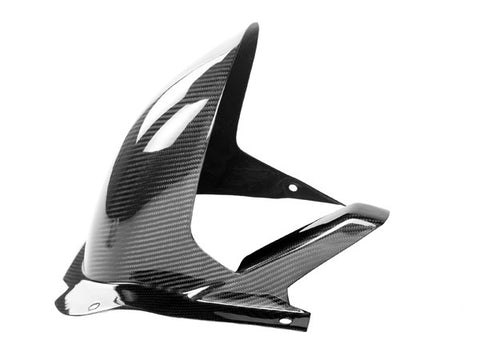 Suzuki Carbon Fiber RGV250 VJ22 Rear Hugger with Chain Guard  - MDI CarbonFiber