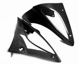 BMW Carbon Fiber R1100S Boxer Cup Turn Signal Covers  - MDI CarbonFiber - 2