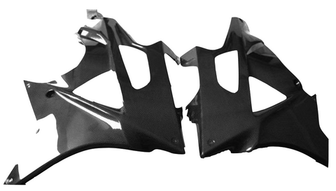 BMW Carbon Fiber S1000RR Belly Pan  - MDI CarbonFiber - 1