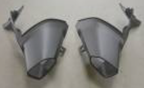 BMW R1200R 2015 Air Vents Cover Carbon Fiber  - OYA Carbon, MDI CarbonFiber