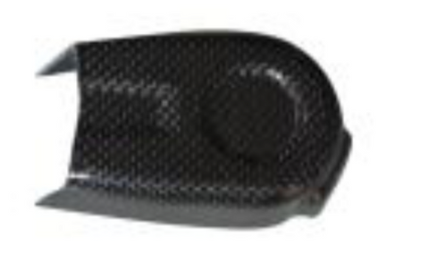 BMW R1200GS 2013 Heatshield Right Side Carbon Fiber  - OYA Carbon, MDI CarbonFiber
