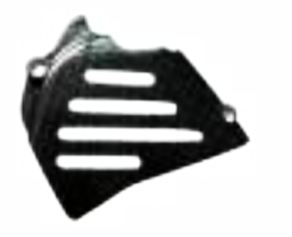 Ducati Carbon Fiber Monster Sprocket Cover  - MDI CarbonFiber