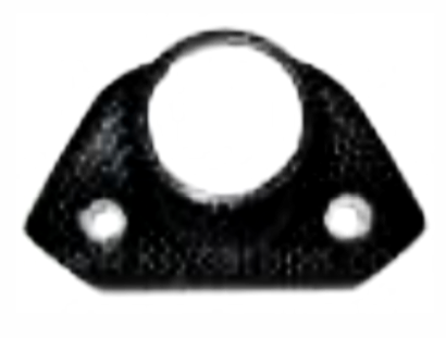 Ducati Carbon Fiber Monster 900 2000 Key Housing Guard  - MDI CarbonFiber