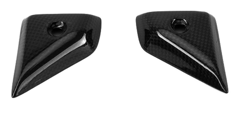 KTM Carbon Fiber RC8 2008 2012 Side Tank Covers  - MDI CarbonFiber