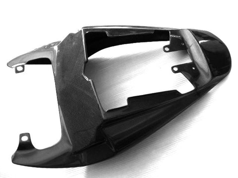 Triumph Carbon Fiber Daytona 675 Rear Tail Seat Fits 675 2006 2011 and also 955  - MDI CarbonFiber - 1