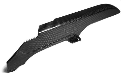 Triumph Carbon Fiber Daytona 675 Chain Guard Fits 675 2004 2005  - MDI CarbonFiber - 1
