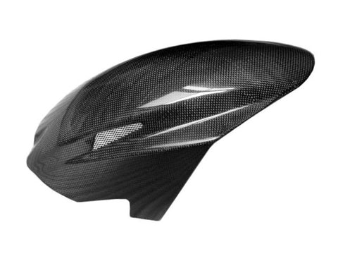 Triumph Carbon Fiber Sprint ST 1050 05 09 Front Fender Section  - MDI CarbonFiber