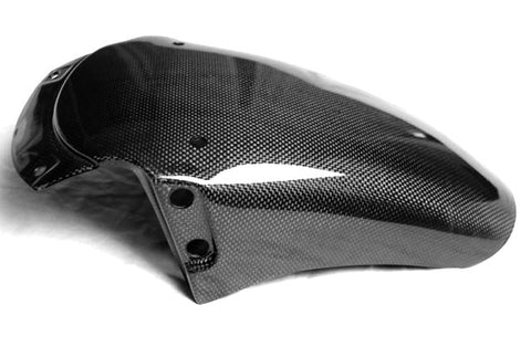 Triumph Carbon Fiber Sprint ST 1050 Front Fender Rear Part Fits 2005 2009  - MDI CarbonFiber - 1
