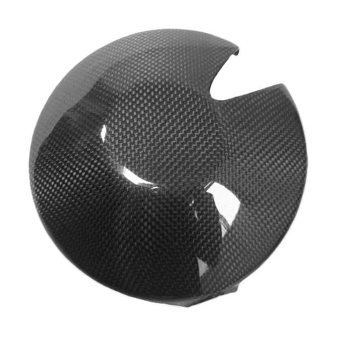 Triumph Carbon Fiber Daytona 675 2006 2010 Clutch Cover Cover Add Kevlar inside  - MDI CarbonFiber
