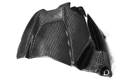 Yamaha Carbon Fiber R1 Sprocket Cover 2002 2003  - MDI CarbonFiber - 1