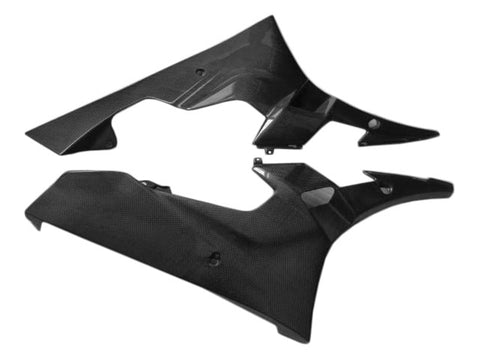 Yamaha Carbon Fiber YZFR6 R6 06 2007 Lower Fairing  - MDI CarbonFiber