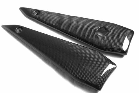 Yamaha Carbon Fiber FZ1 Fazer Side Covers Fairing 2006 2009  - MDI CarbonFiber - 1